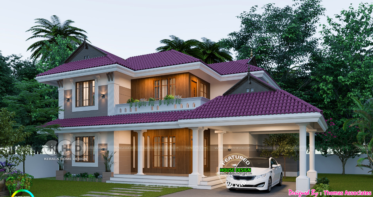 Outstanding home plan with 4 bedrooms, 2000 sqft Cool