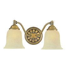 View the Crystorama Lighting Group 682 Two Light Reversible 14 ...