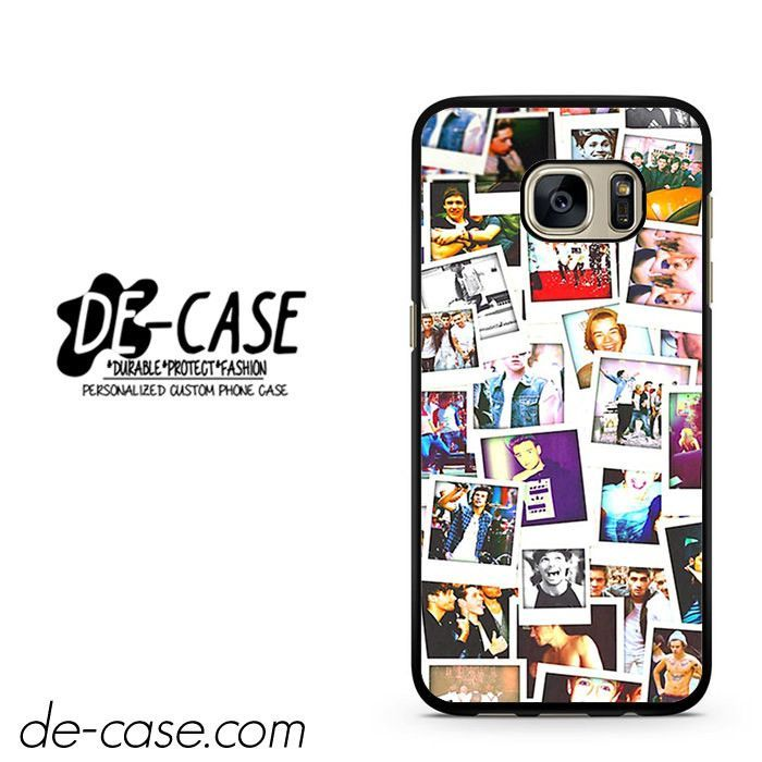One Direction Polaroids DEAL-8253 Samsung Phonecase Cover For Samsung Galaxy S7 / S7 Edge