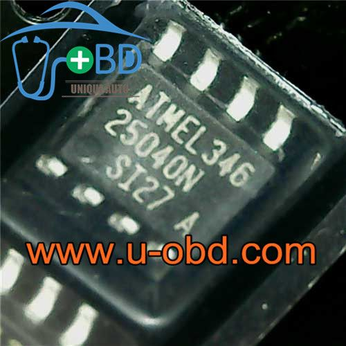 25040 SOIC8 SOP8 Widely used automotive EEPROM chips - 20 PCS per