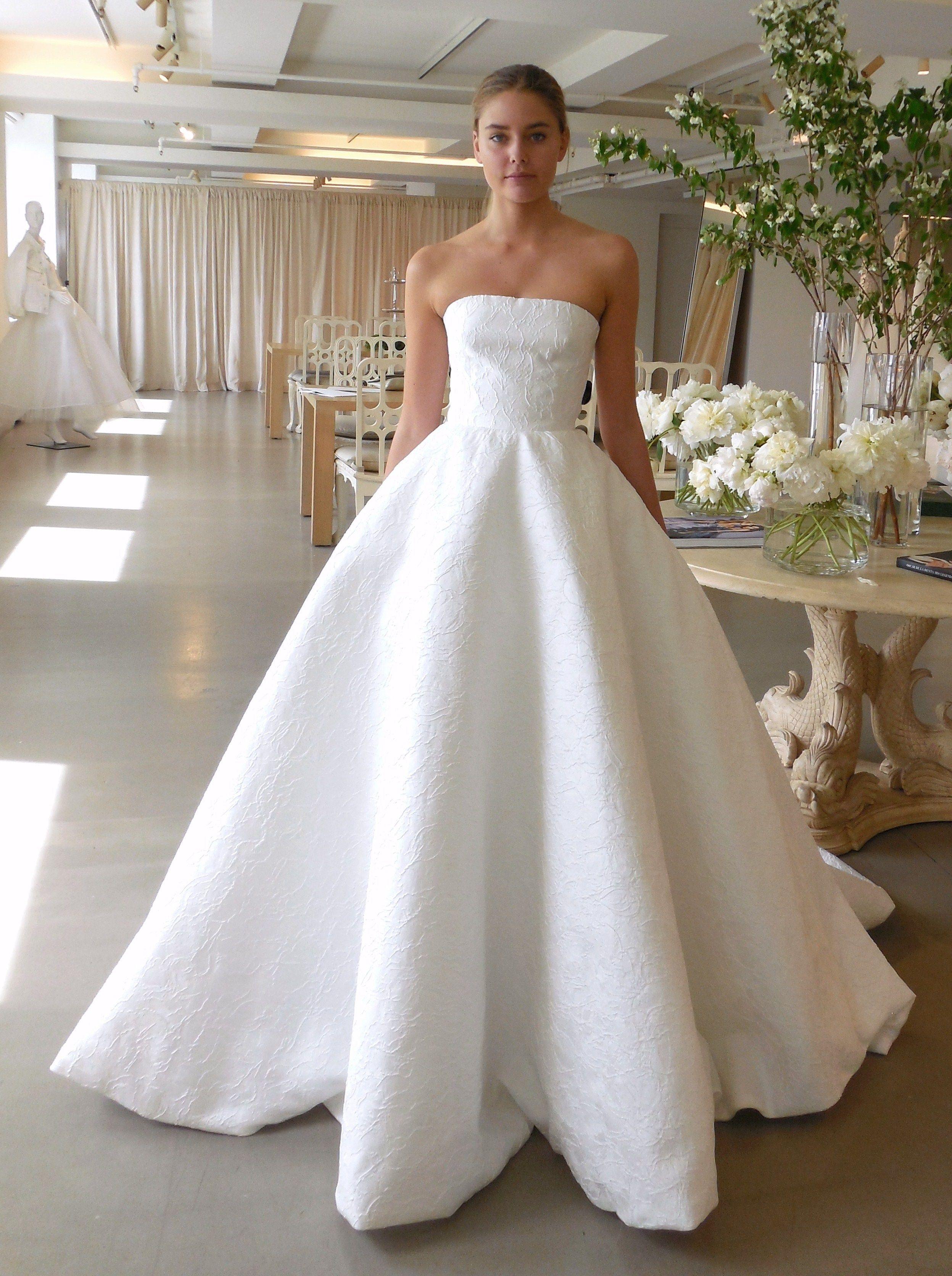 b6e030d6139 ... Goodman by Neiman Marcus. Buy Oscar de la Renta necklaces at  bergdorfgoodman.com. You Can Now See Amal Clooney s Oscar De La Renta Wedding  Dress ...