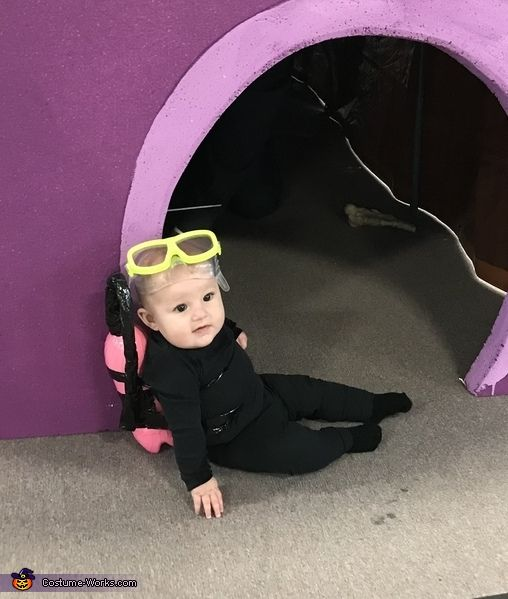 Scuba Diver - Halloween Costume Contest at Costume-Works - 1 year old halloween costume ideas