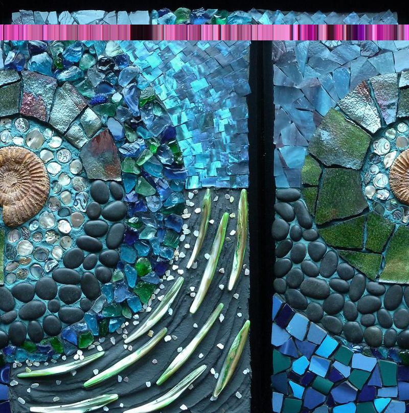 Living Water Mosaics And Stained Glass Mosaic Art