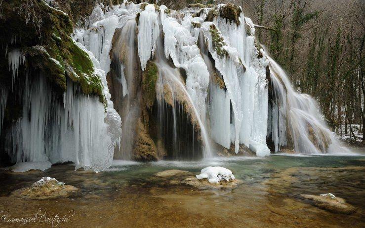 Tufs Falls, Jura, France