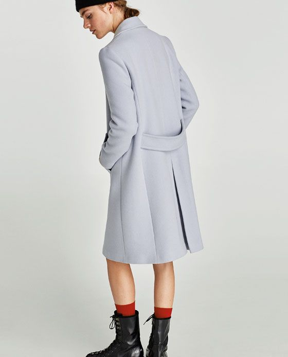 Invierno 5 Zara Premium Abrigo Imagen 2018 Otoño De Ywfvv