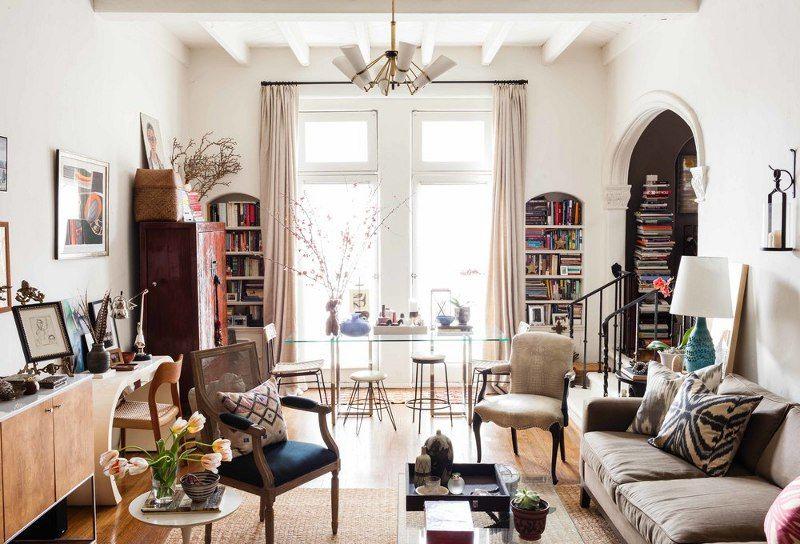 LA living room