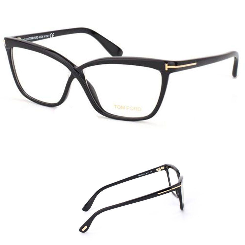 bcc3db9107b Tom Ford TF 5267 001 Eyeglasses