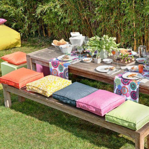 Ihr Garten in bunt Grün ist nicht genug! Gartenmöbel und -deko in - gartenmobel selber bauen anleitung