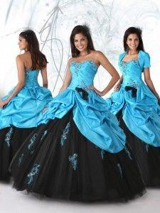 Bez ramiączek Balowa Tiul Suknie na quinceanerę #WX118