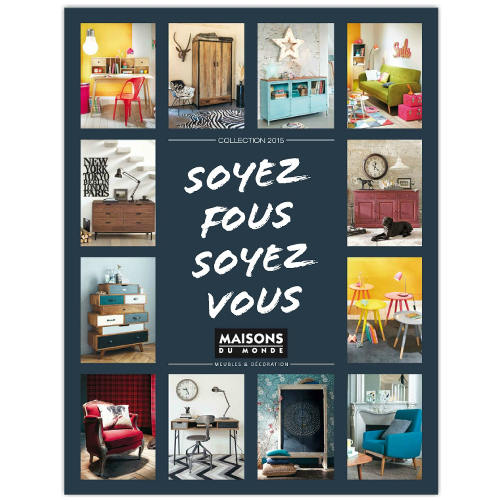 nouveau catalogue maison du monde ventana blog. Black Bedroom Furniture Sets. Home Design Ideas