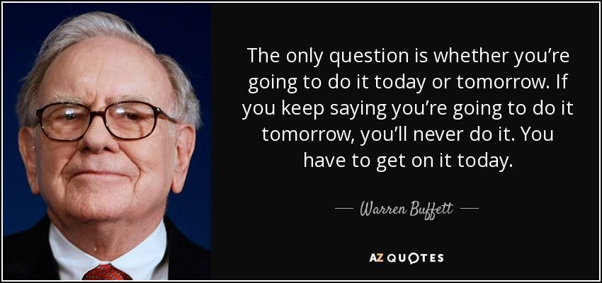 TOP 25 QUOTES BY WARREN BUFFETT of 939