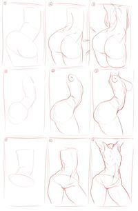 Three Steps to Beautiful Hips by ChemNo9 on deviantART