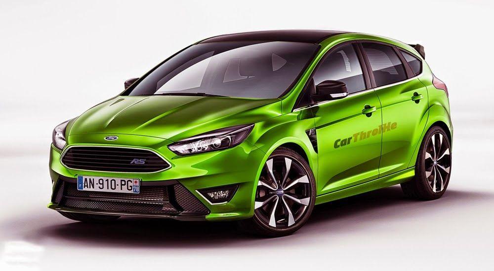 Autos Von Morgen Ford Focus Rs Kommt 2016 Mit Rund 330 Ps Und Allrad Ford Focus Autos Ford