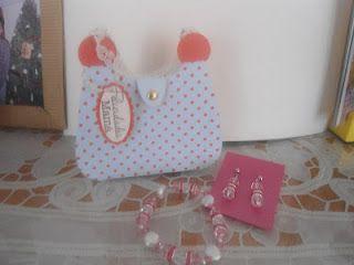 Bolsita para regalo del dia de las madres hecha por @scraptoc  Una adicta al scrapbook y manualidades, muy recomentable!!!