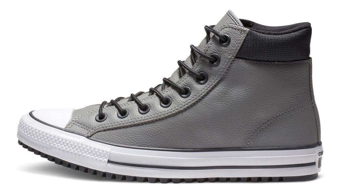 Converse Chuck Taylor All Star PC Boot High Mason Black White | Footshop