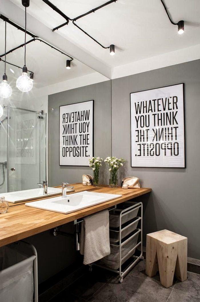 O ideal para decorar o banheiro pequeno ou lavabos pequenos é fazer - lavabos pequeos