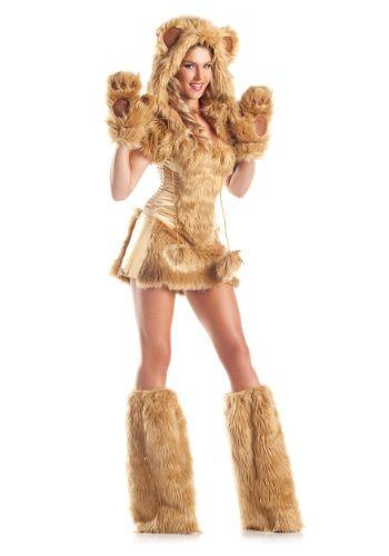 Sexy Girl Cute Bear Costume