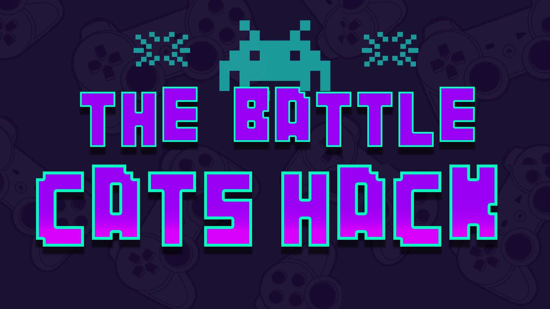 Hack For The Battle Cats Game Free Cat Food Cheats Cat