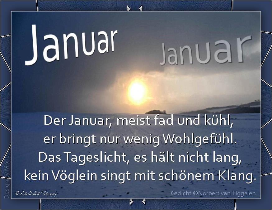 Van Tiggelen Januar Winter Lektion Zitate Januar Hallo Dezember