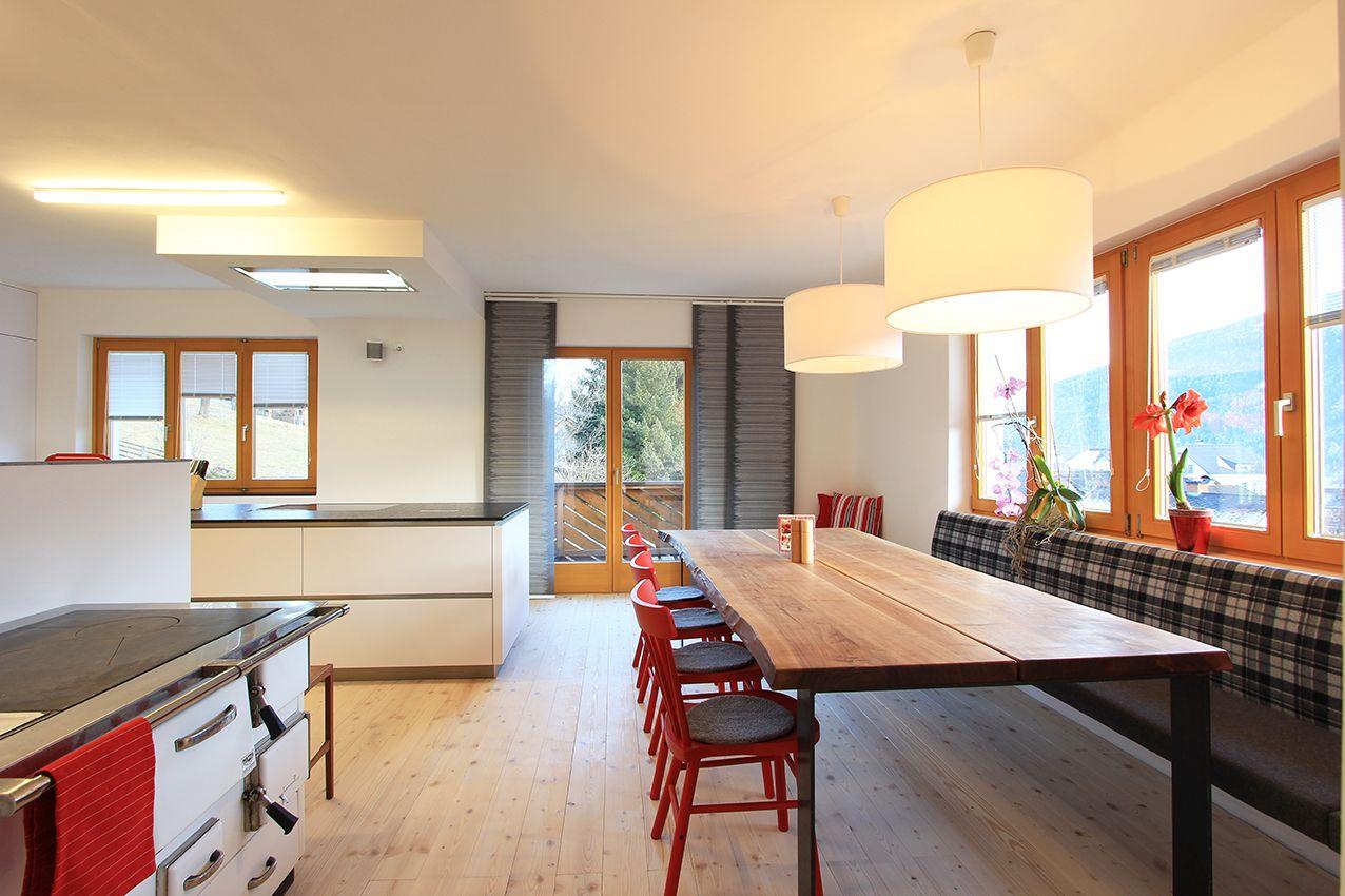 Großartig Wohnküche Design Layout Ideen - Ideen Für Die Küche ...