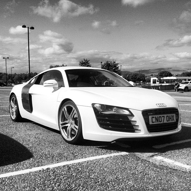 Fast, Luxurious And Sexy The Audi R8 Is Simply Perfect