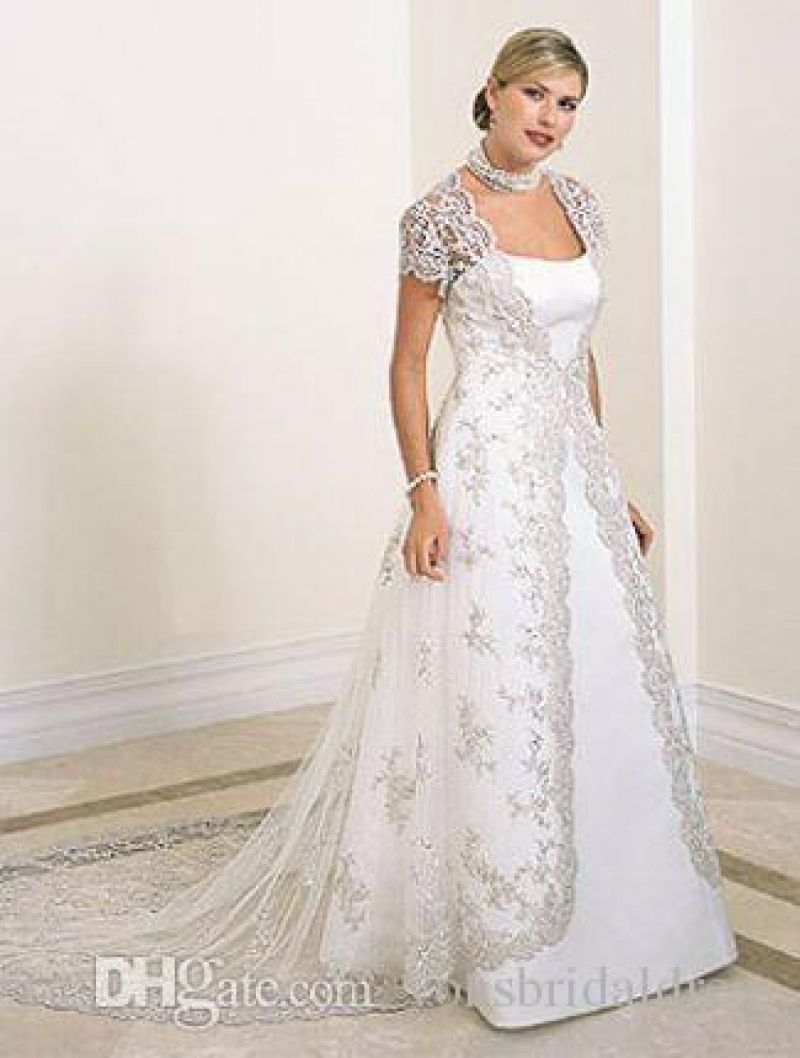 Famousipod Berbagi Informasi Tentang Pertanian Plus Size Wedding Dresses With Sleeves Full Figure Wedding Dress Wedding Dresses
