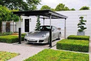 Stylish Home Luxury Garage Designs Photos And Ideas Parking Design Garage Design Luxury Garage