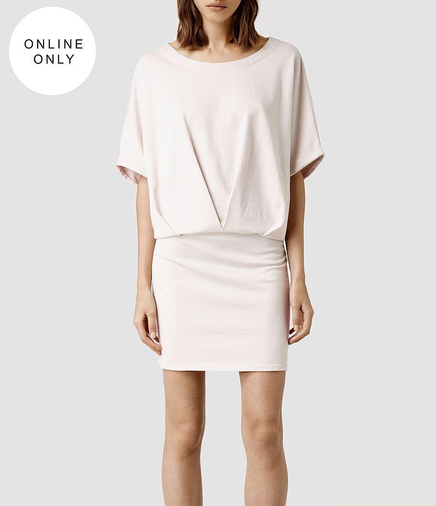 Women's Lea Mal Dress (Grey Marl) -