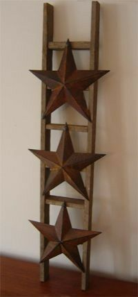 Primitive Ladder With 3 Stars