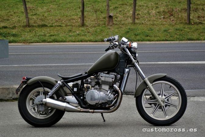 Pin By Nick On Custom Motorcycles Kawasaki Vulcan 500 Kawasaki