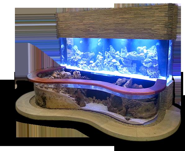 Home Form Tank Png 596 487 Custom Fish Tanks Living Room Decor Rustic Custom Aquarium