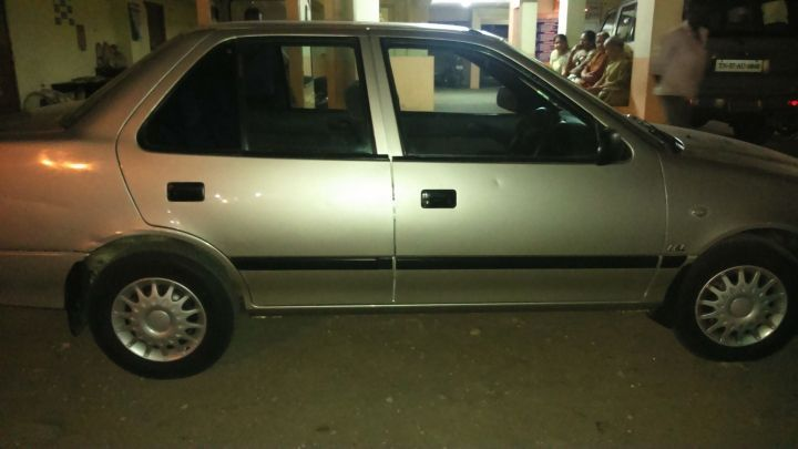 Maruti Esteem Lxi Bsiii Deepak Ranjan Gupta Vehicles Doors Car