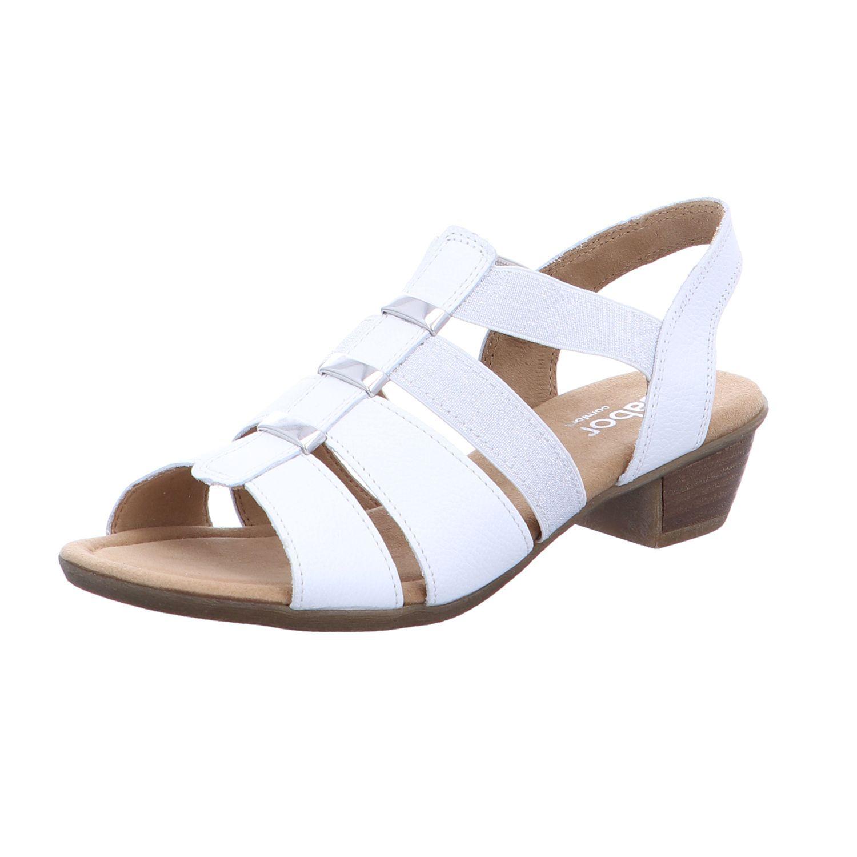 402a476a7eaf0b Damen Klassische Sandalen von Gabor blaugrauschwarzweiß ...