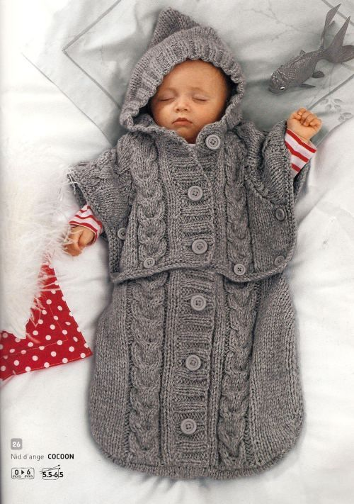 Cabled Sleep Sack For Baby Baby Sleeping Bag Pattern