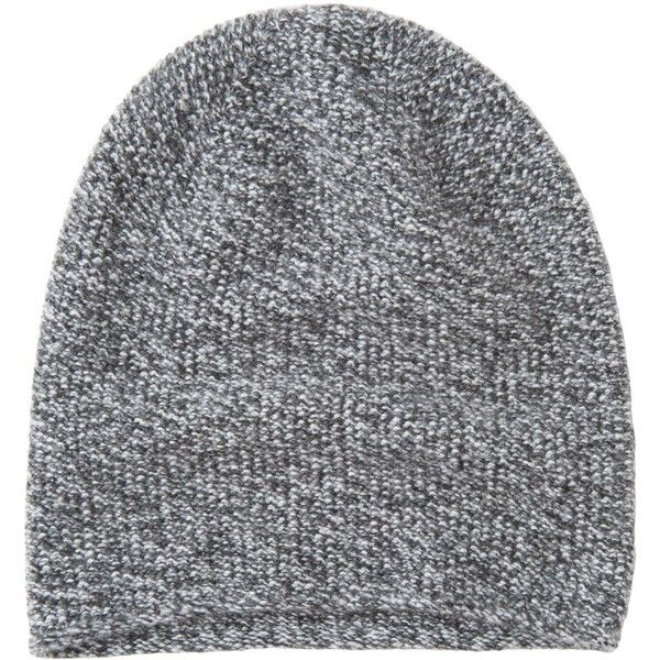 Toast Moss Stitch Cashmere Beanie ($125) ❤ liked on Polyvore featuring accessories, hats, grey multi, gray beanie, cashmere beanie, grey beanie hat, stitch hat and gray hat