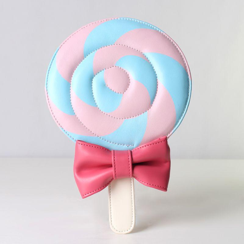 2 Colors Lolita Harajuku Lollipop Candy Bag Cross-body Bag SP140437 - Thumbnail 1