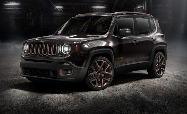 Jeep Renegade Limited 2 Litre Diesel Automatic 4x4 My Current Car