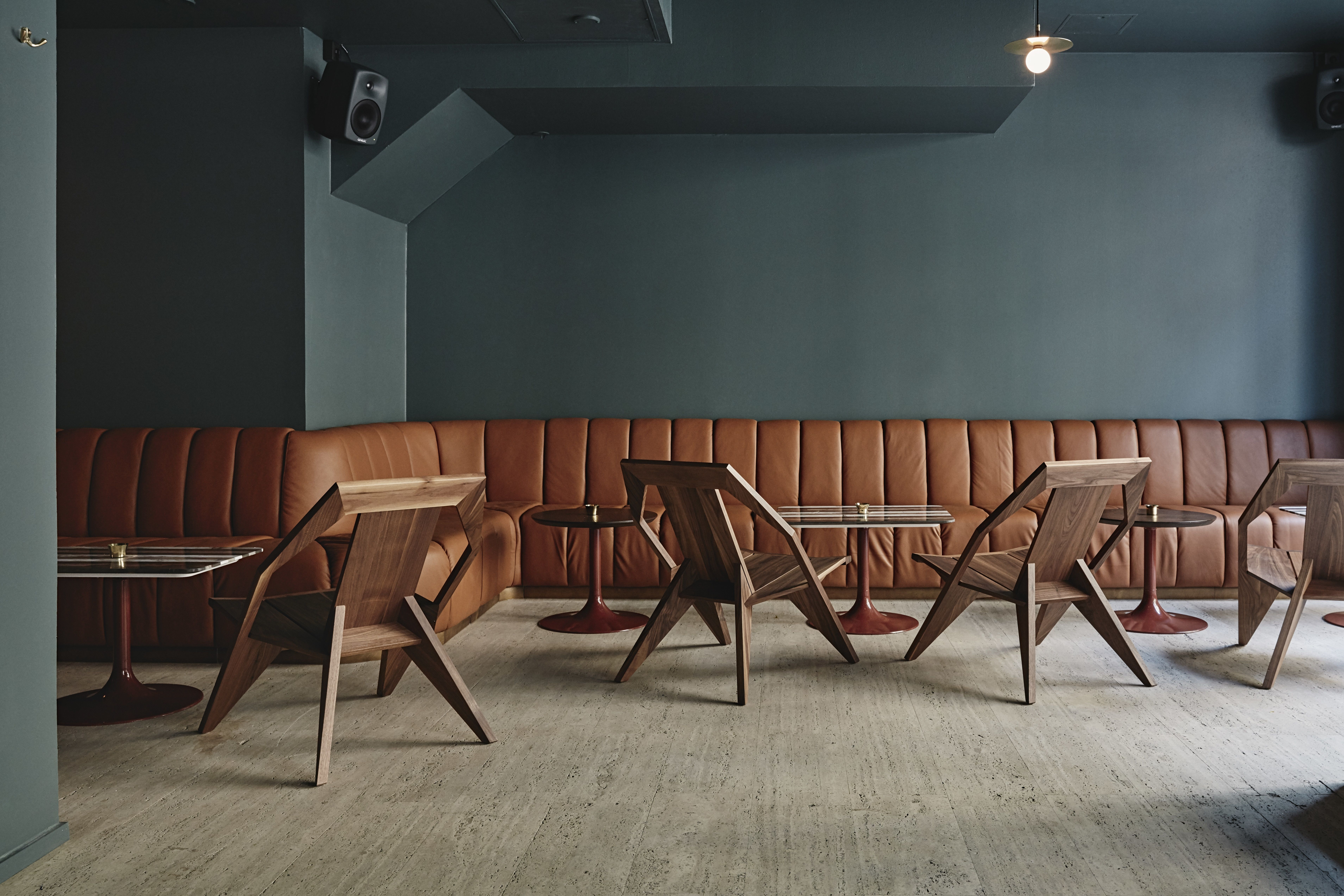 dwell modern lounge furniture. A New Bar In Helsinki Channels Retro Soundtrack And Midcentury Milanese Hotel Lounge - Dwell Modern Furniture D