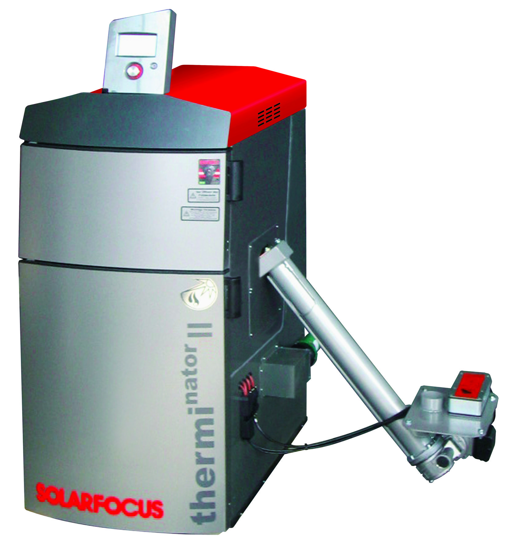Wood Pellet Boiler | Wood pellet boiler, Wood pellets ...