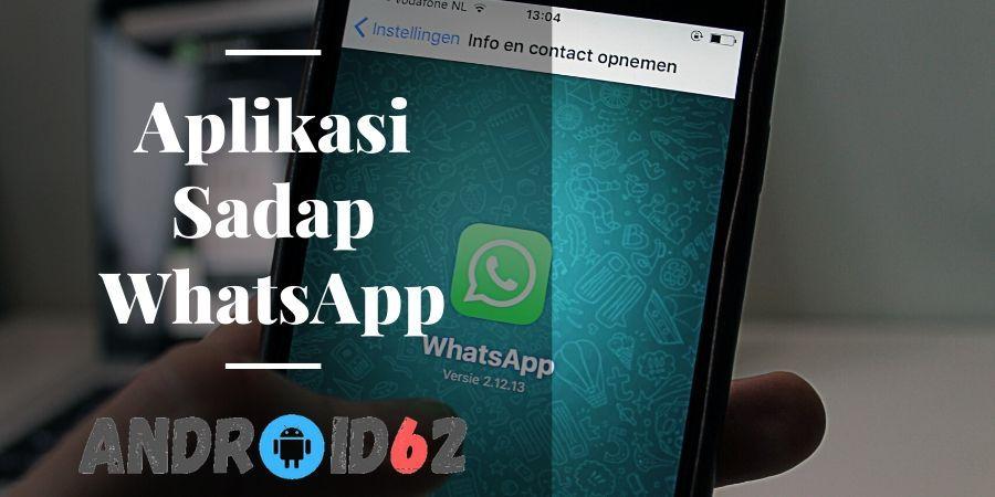 Rekomendasi Aplikasi Sadap Whatsapp Terbaik Jarak Jauh Saat Ini Download Aplikasi Sadap Wa Terbaik Yang Masih Berfungsi Saat Ini Aplikasi Iphone Pesan