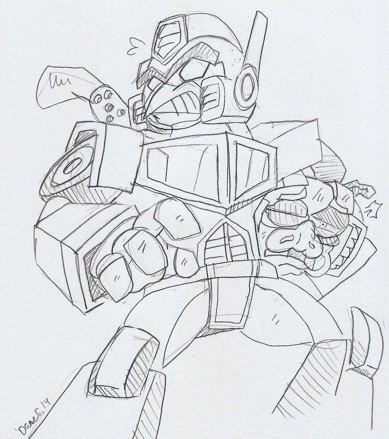 Angry Birds Transformers That S Just Prime By Blueike On Deviantart Bird Coloring Pages Transformers Art Art