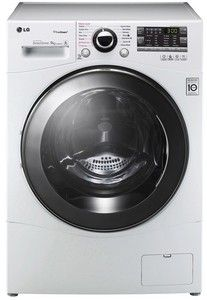 LG Electronics Frontmatad tvättmaskin F14A8FDSA