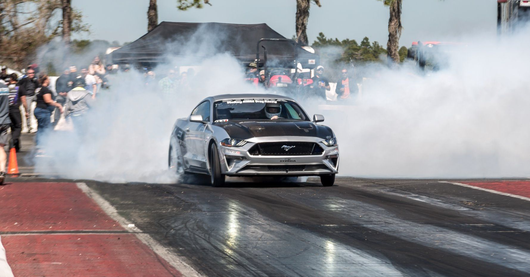 Silver Bullet Going Full Send Mode in 2020 Ford mustang