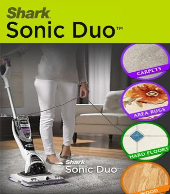 Shark Sonic Duo Cleaning System As Seen On Tv Cleaning