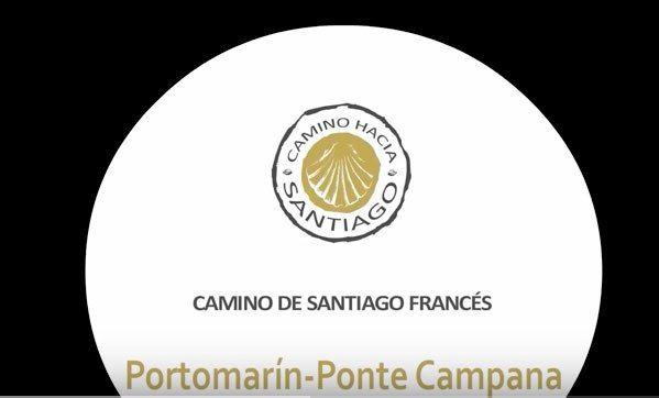 Camino de Santiago: Portomarín a Ponte Campana. Etapa 29.