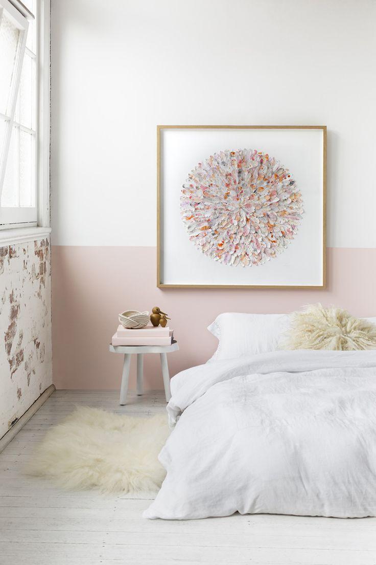 Pintar La Pared A Dos Colores Lo Ultimo Para Tu Decoracion Blog - Pintar-paredes-de-dos-colores