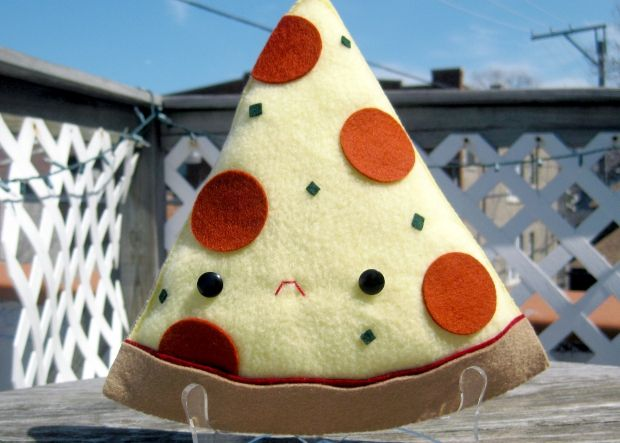 Steff Bomb's newest plushes make me hungry photo