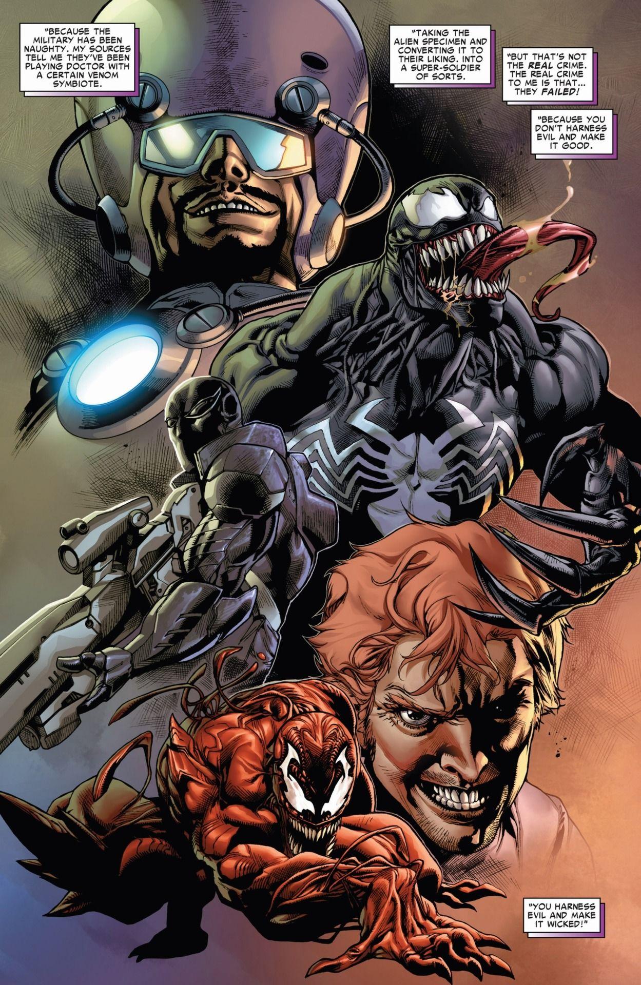 Venom screenshots, images and pictures - Comic Vine ...
