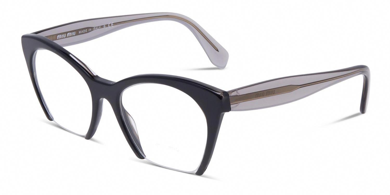 6bc31803b48 Miu Miu MU 03QV Prescription Eyeglasses  MiuMiu
