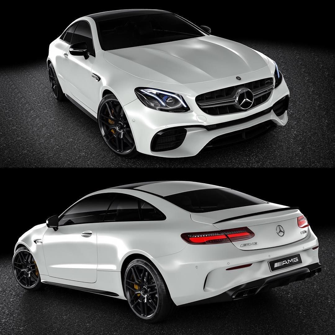 These Incredible Mercedes Amg E63 S Coupe Renderings Show Why It